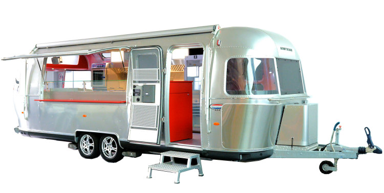 Airstream Germany - only of official Airstream dealer in Germany